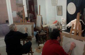 academia pintura chamberí