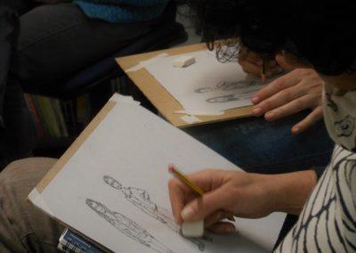 clases dibujo chamberí