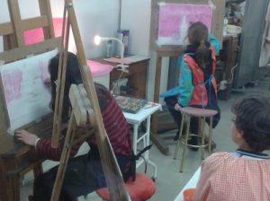clases pintura niños
