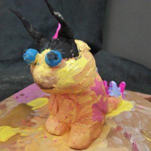cumpleaños arte niños