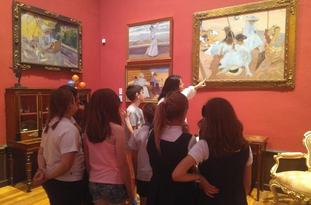 Actividades Artísticas en Museos