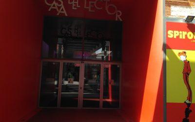 Taller de Cómic en Casa del Lector