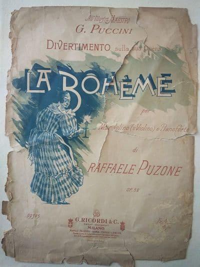 cartel la Boheme